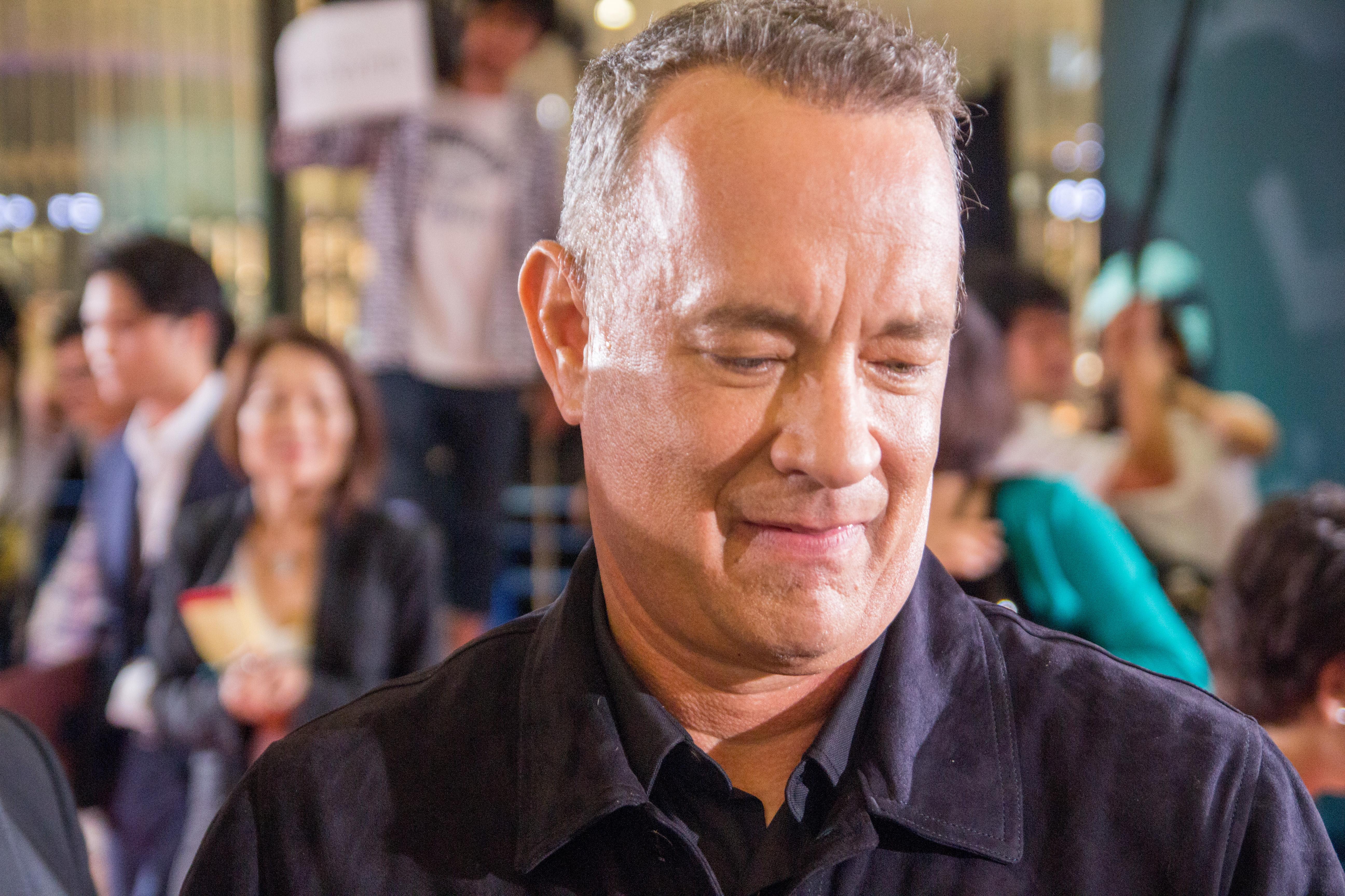 Sully Japan Premiere Red Carpet- Tom Hanks