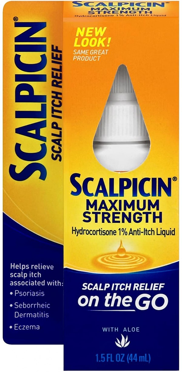 Scalpicin Anti-Itch Liquid Treatment