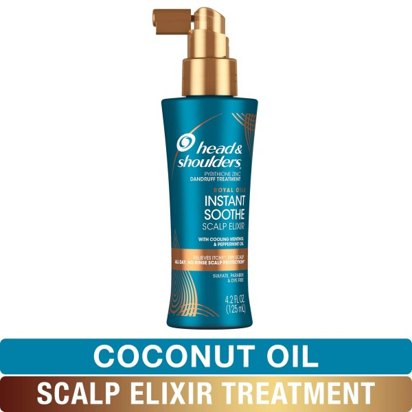 Head and Shoulders Scalp Elixir Treatment