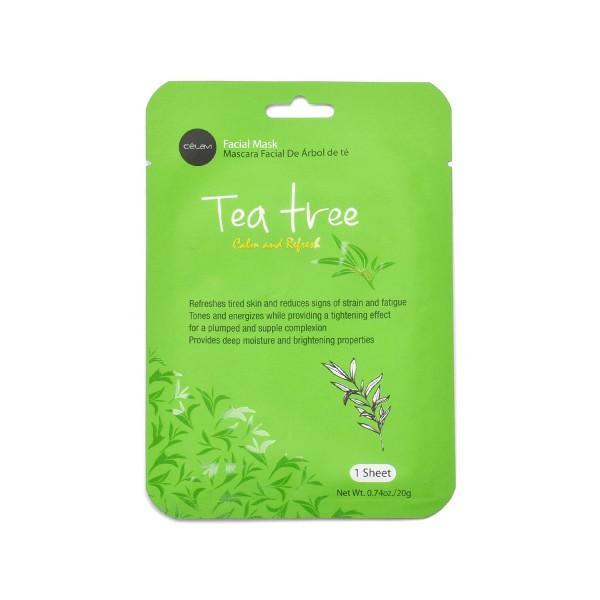 Celavi Essence Tea Tree Facial Mask