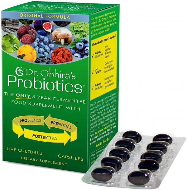 Dr. Ohhira's Probiotics Original Formula