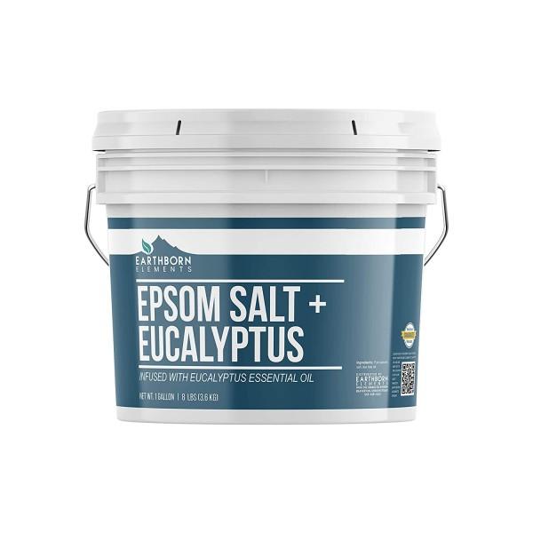 Epsom Salt for Stress Relief