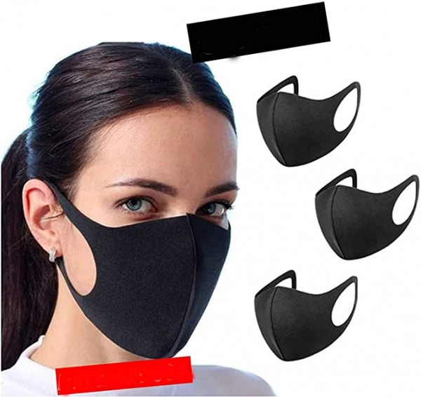 Environment Protective washable neoprene reusable face mask