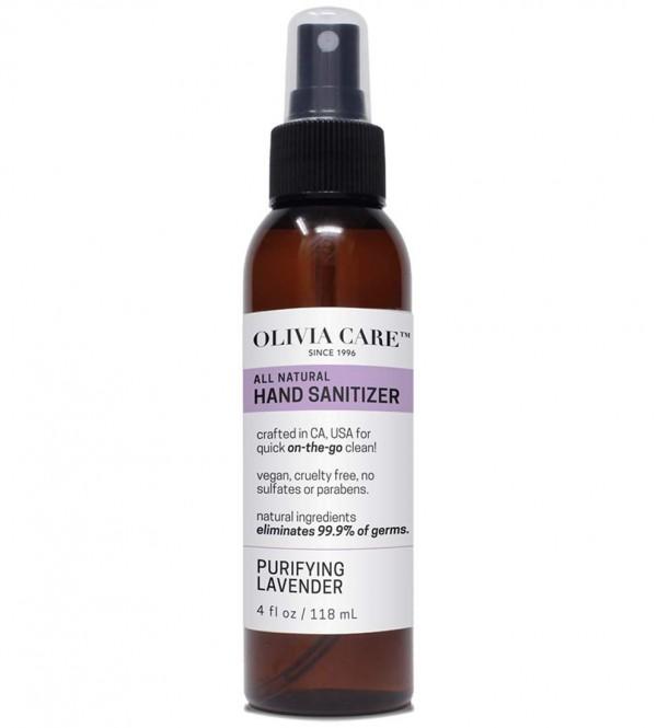 Olivia Care All-Natural Hand Sanitizer