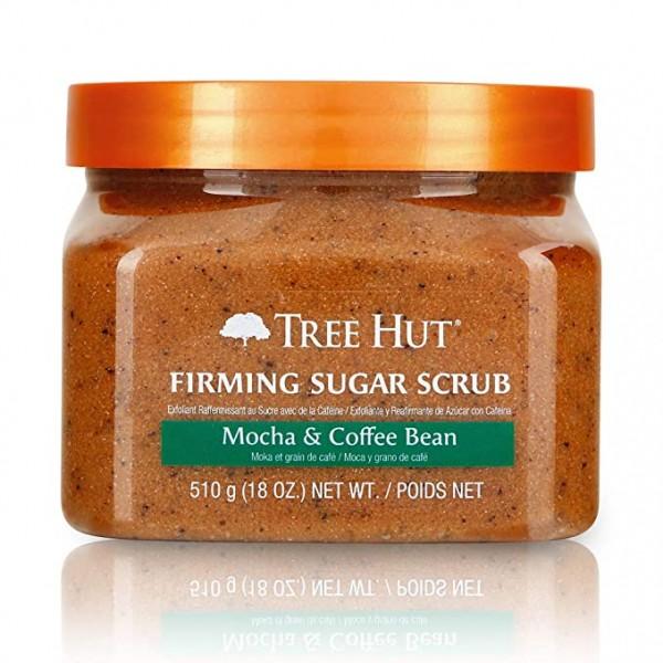 Tree Hut Sugar Scrub Mocha & Coffee Bean