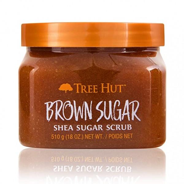 Tree Hut Shea Sugar Scrub Brown Sugar
