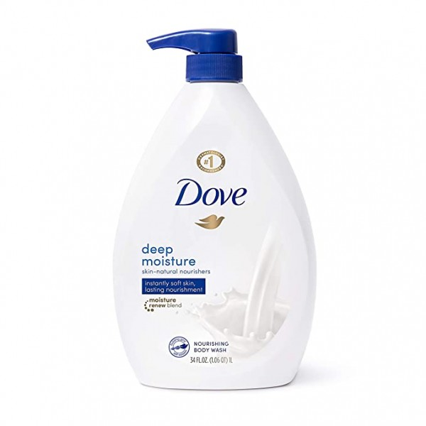 Dove Body Wash with Pump