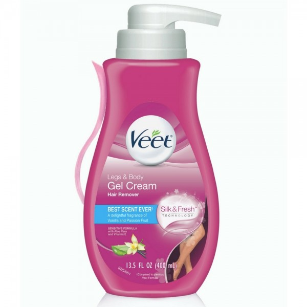 Veet Gel Cream Hair Remover