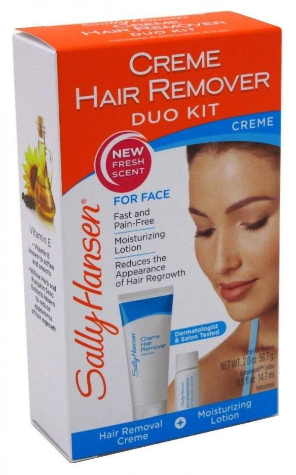 Sally Hansen Hair Remover Kit (For Face)