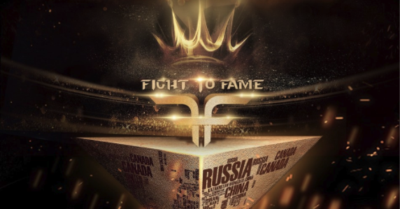 Fight To Fame - The Rise Of The Blockchain + Movie + Sports Business Model