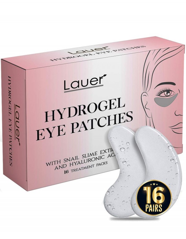 Lauer Hydrogel Eye Patches
