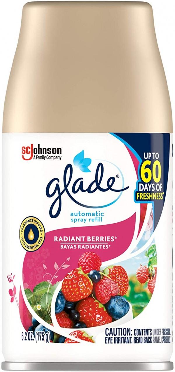 air freshener glade berries