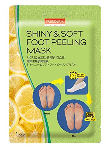 PureDerm Shiny & Soft Foot Peeling
