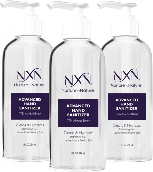 NxN Beauty Advanced Hand Sanitizer Refreshing Gel