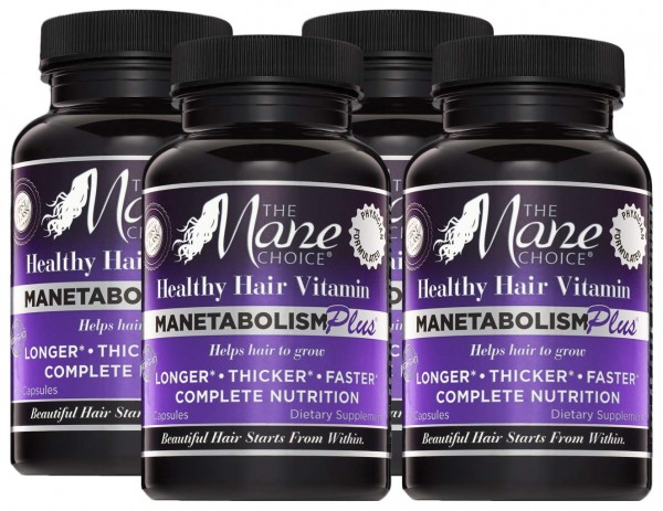 The Mane Choice: Manetabolism Plus