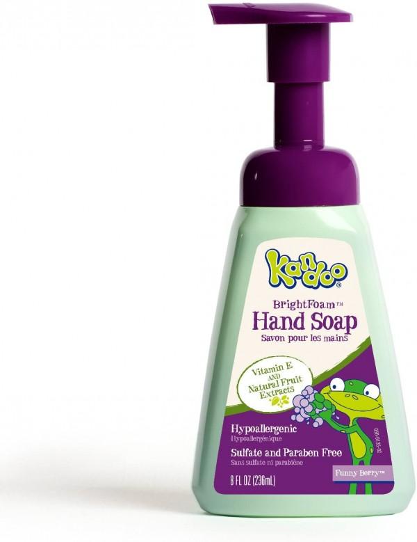 Kandoo Bright Foam Hand Soap