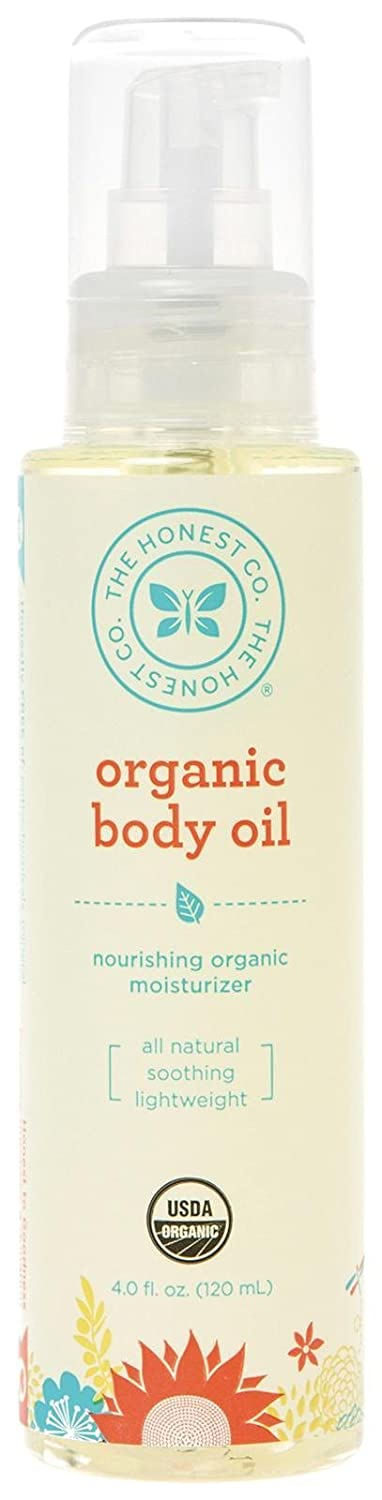 The Honest Company Organic Body Oil
