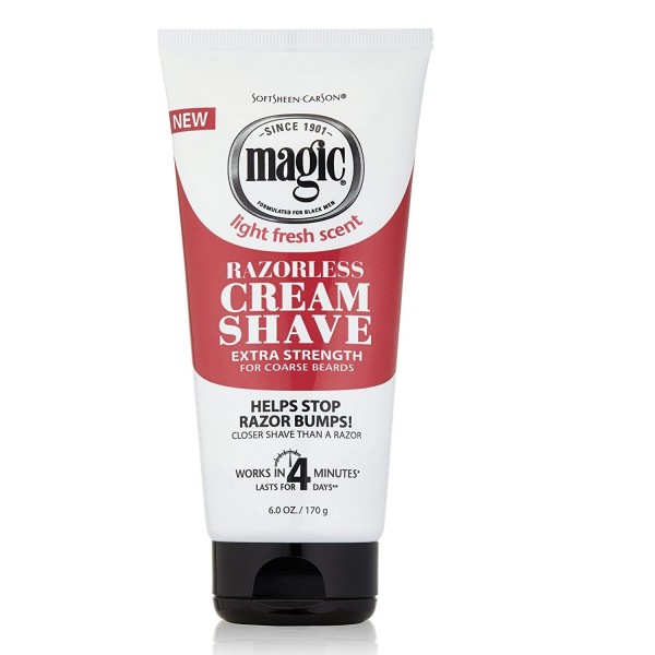 Magic Shave Cream Extra-Strength