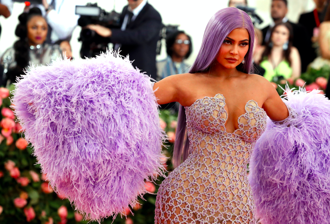 Kylie Jenner at the 2019 Met Gala