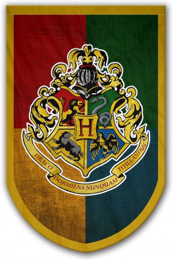 Harry Potter Style Banner