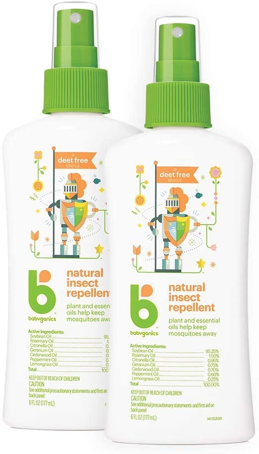 Babyganics Natural Bug Spray