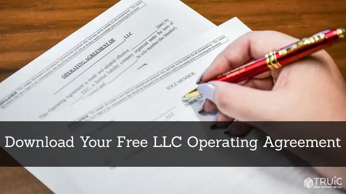 Download Your Freee LLC Operating Agreement