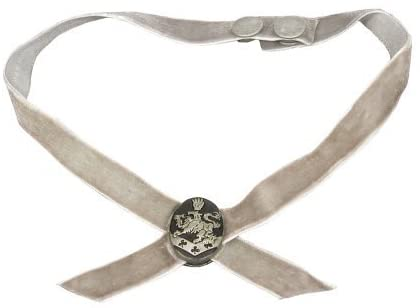 Alice Cullen Choker Crest Necklace