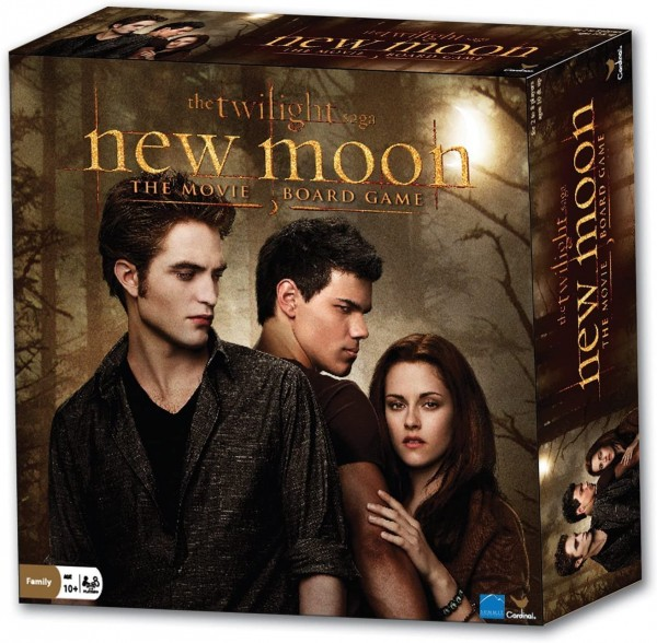 New Moon Board Game