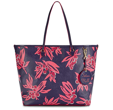 Draper James Cherry Tote Bag