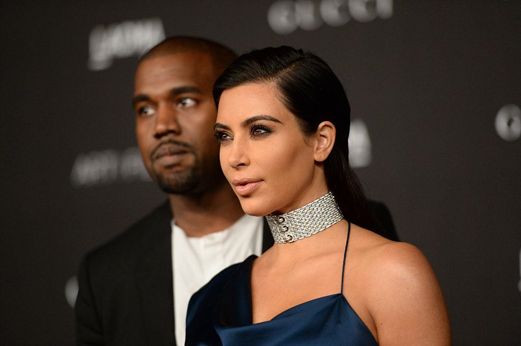 Kim Kardashian, Kanye West Running for President