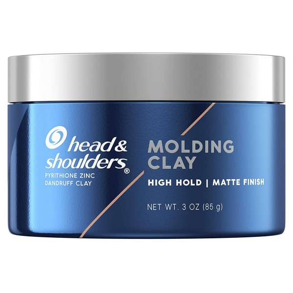 Head & Shoulders Molding Clay