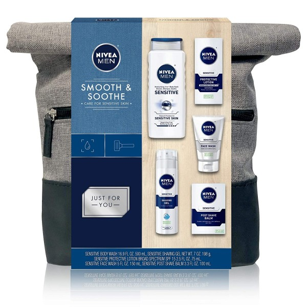 Nivea Men Dapper Duffel Set