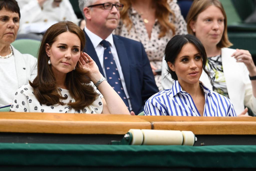 Kate Middleton, Duchess of Cambridge, Meghan Markle, Duchess of Sussex