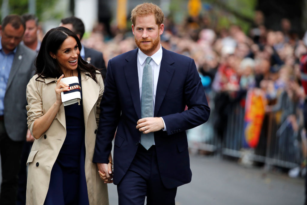 Prince Harry, Meghan Markle, Duke and Duchess of Sussex