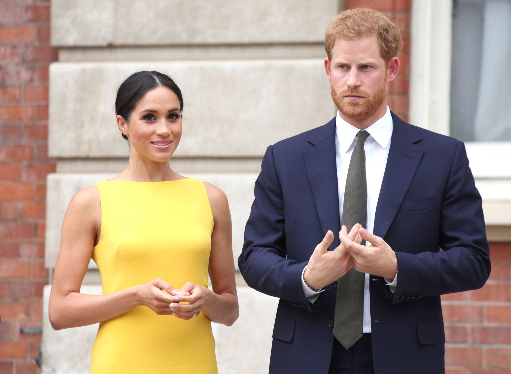 Meghan Markle, Prince Harry, the Duke and Duchess of Sussex