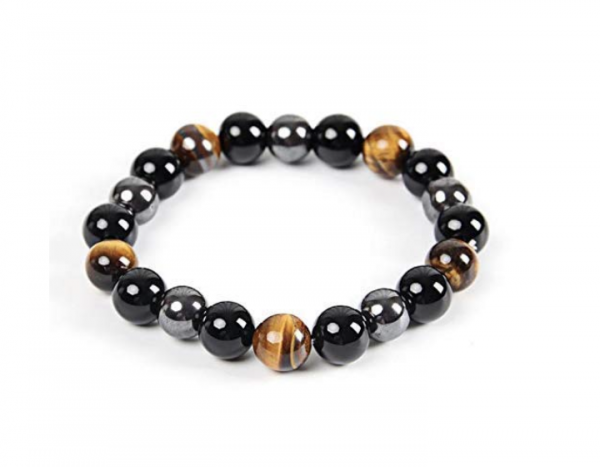 Bracelet from Crystal Agate
