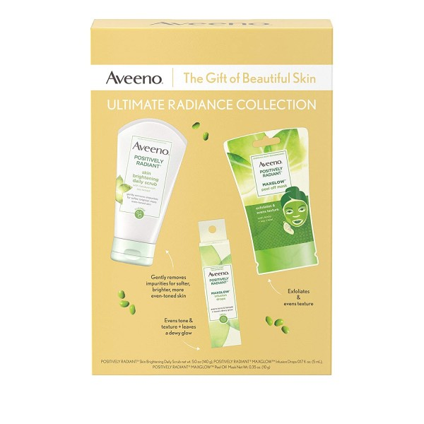 Aveeno Ultimate Radiance Collection