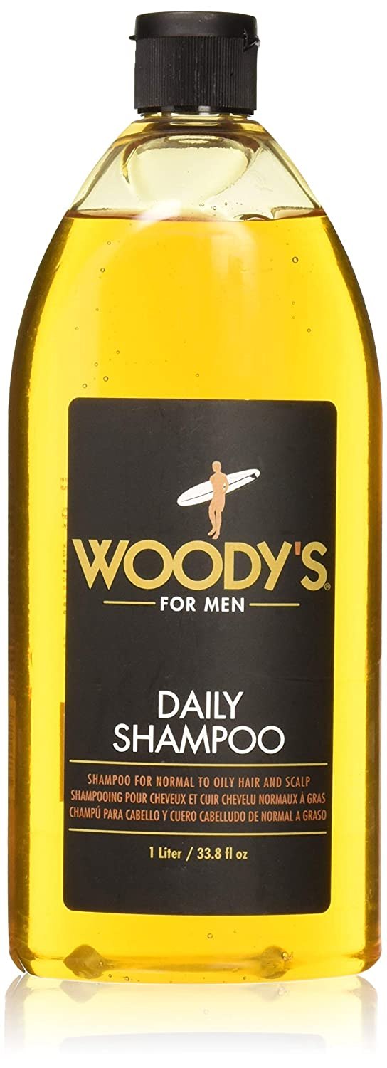 Woody's For Men Daily Shampoo