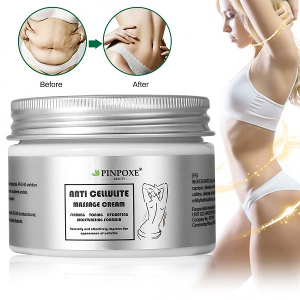 PINPOXE Anti Cellulite Cream