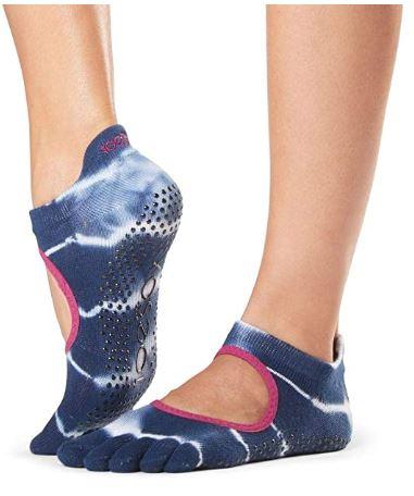 Toesox Women's Full Toe Socks