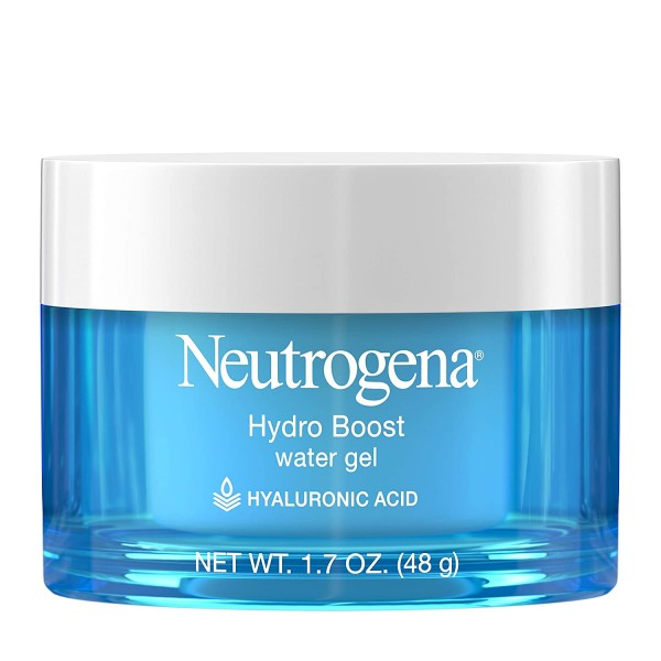 Neutrogena Hydro Boost Hyaluronic Acid Hydrating Water Gel Daily Face Moisturizer