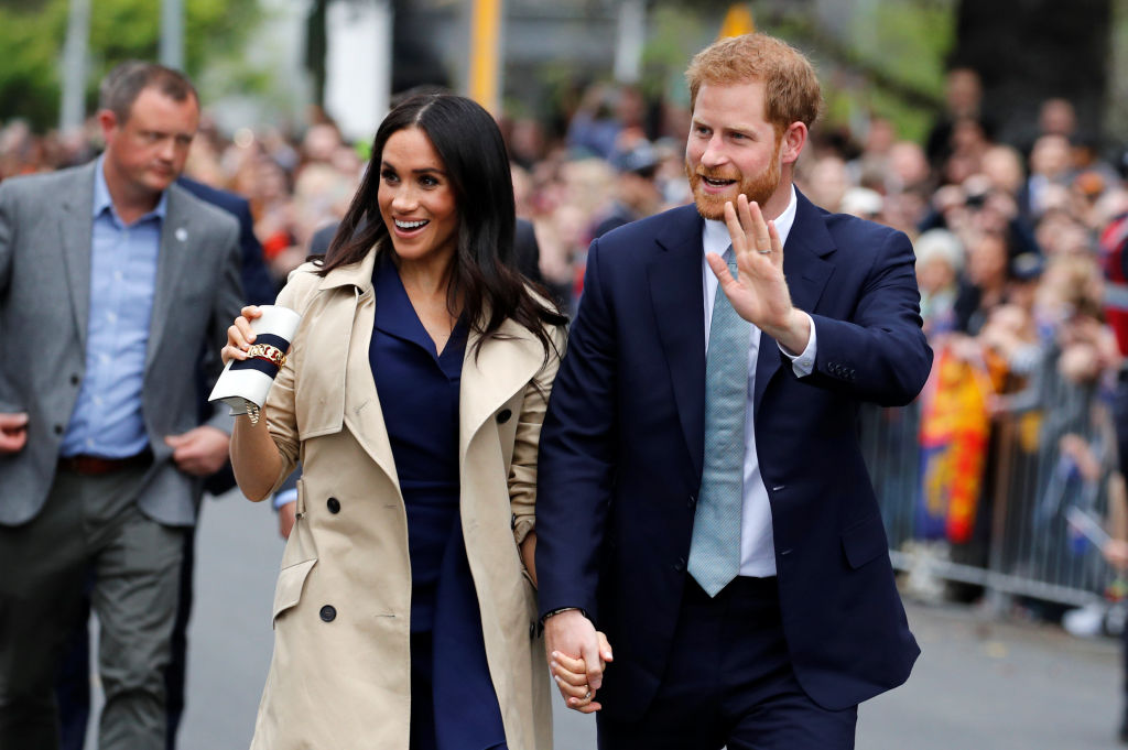 Meghan Markle, Prince Harry, Duke and Duchess of Sussex