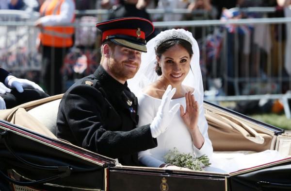 Prince Harry, Meghan Markle Wedding