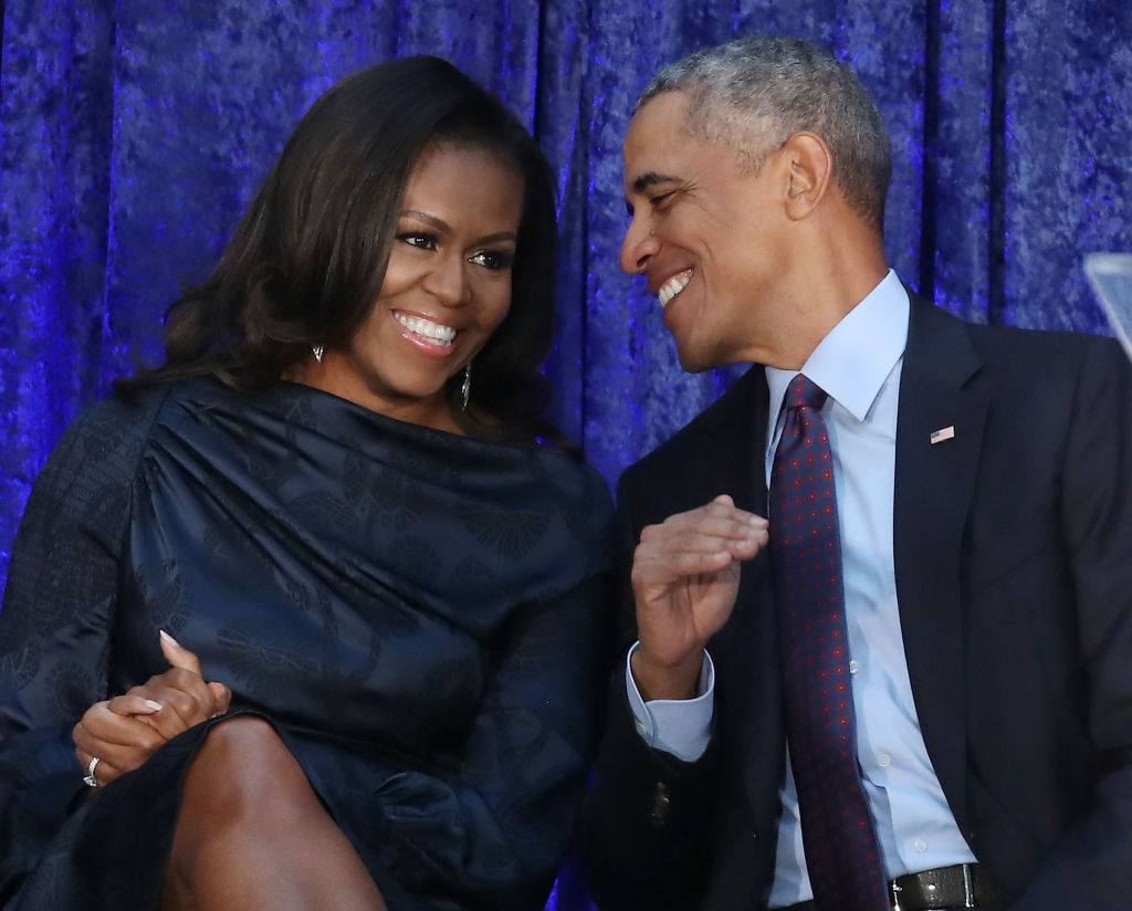 Michelle Obama, Barack Obama Podcast