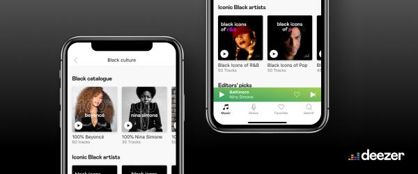 Deezer - Black Culture Channel