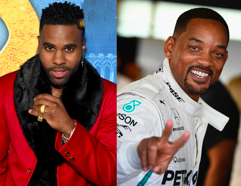Jason Derulo, Will Smith