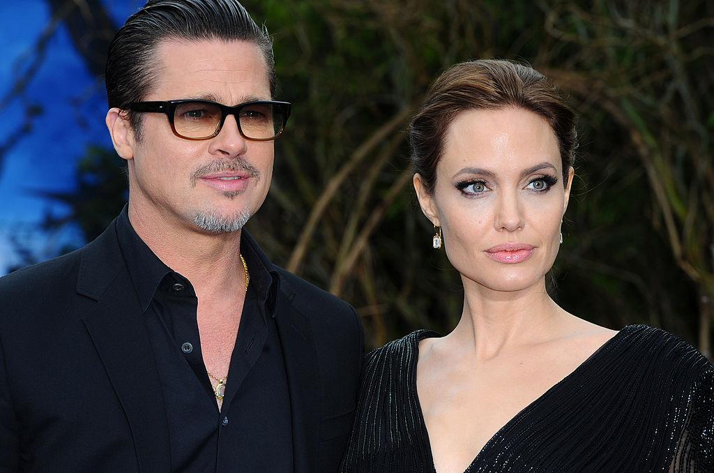 Brad Pitt, Angelina Jolie children
