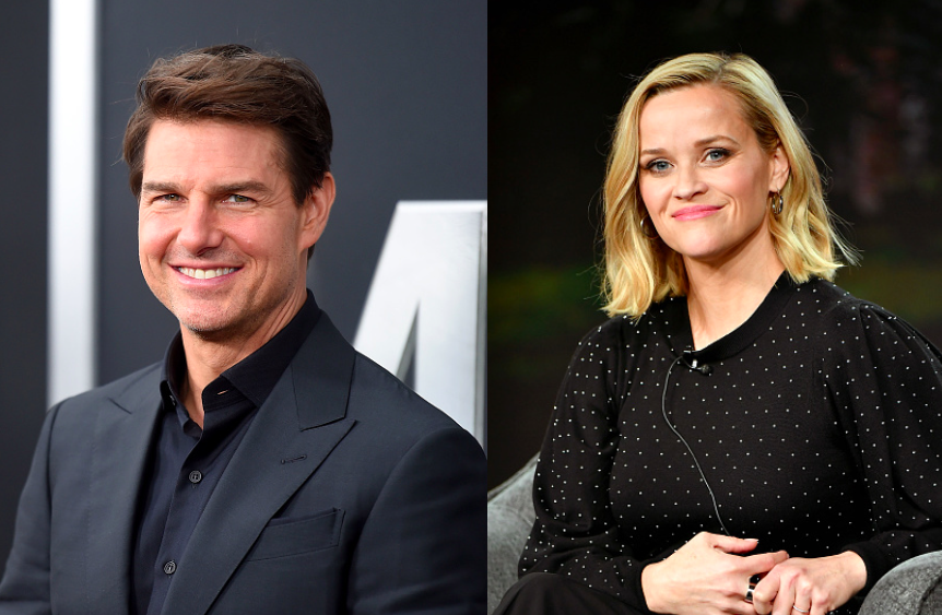 Tom Cruise, Reese Witherspoon