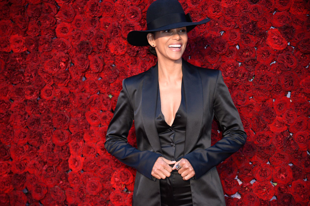 Halle Berry Goes Topless To Promote Self-Love [SEE PHOTO]