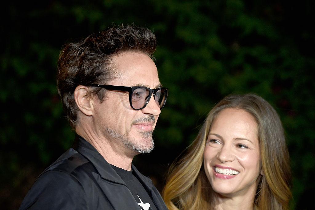 Robert Downey Jr.'s wife, Susan Downey
